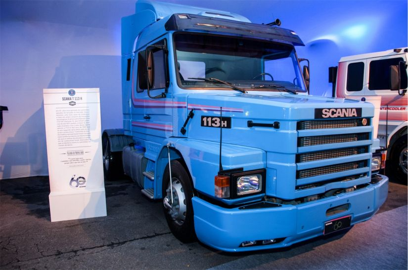 Scania 60 anos
