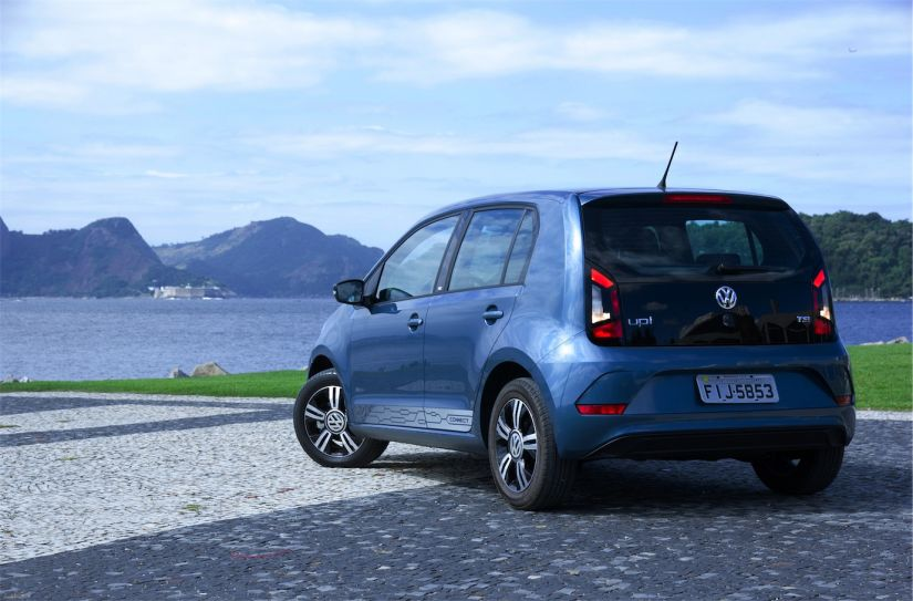 Volkswagen Up! Connect 2018