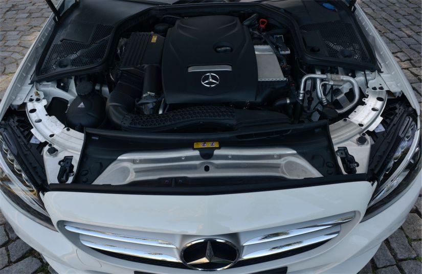 Mercedes-Benz C180 Avantgarde