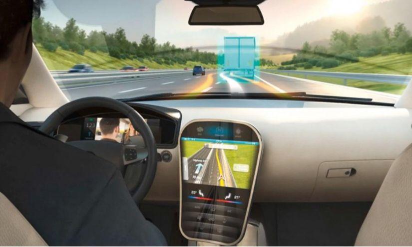 Empresa Continental quer levar carro autônomo dos EUA para o Canadá
