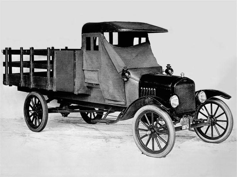 1917 Ford Model TT