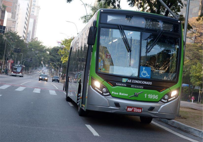 B8R: nova geração de ônibus urbano da Volvo