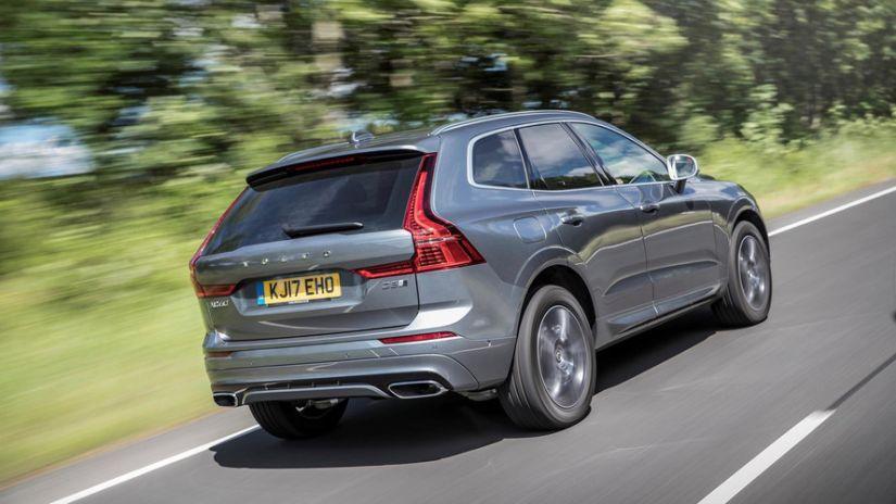 Volvo XC60 ficará mais caro no mercado brasileiro
