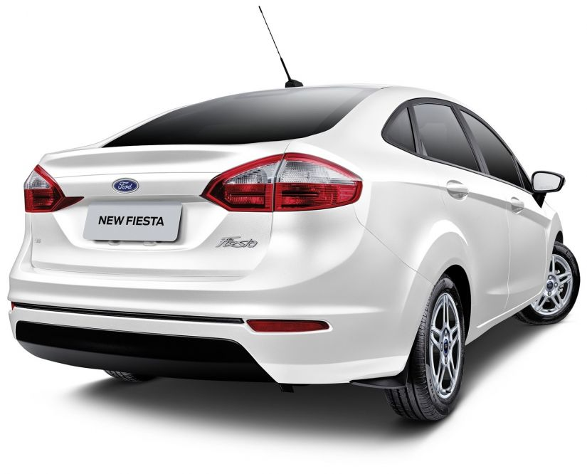 Ford confirma sistema Sync 3 no Fiesta Sedan