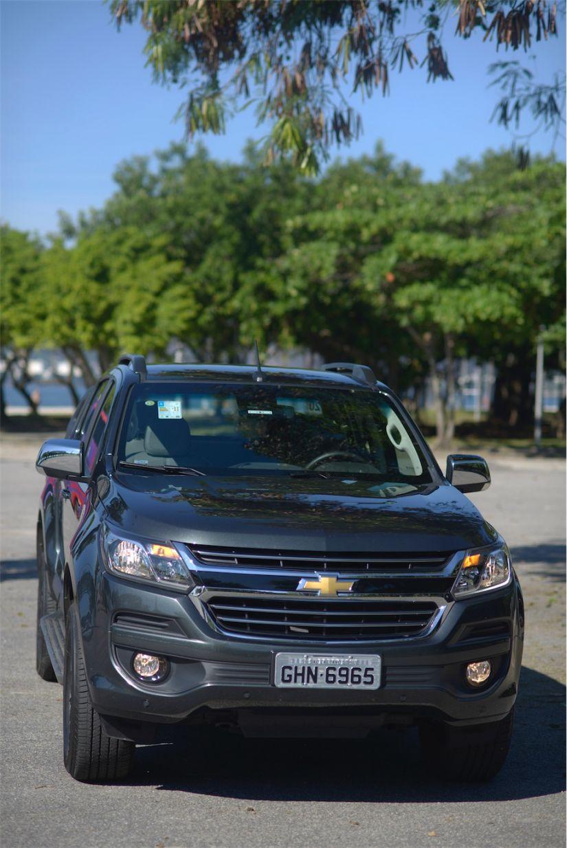 Chevrolet S10 LTZ