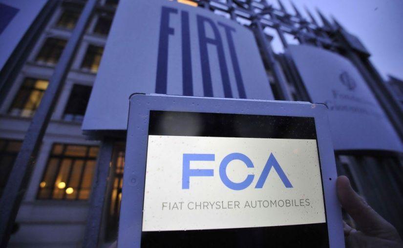 Fiat Chrysler poderá ser comprada por chineses