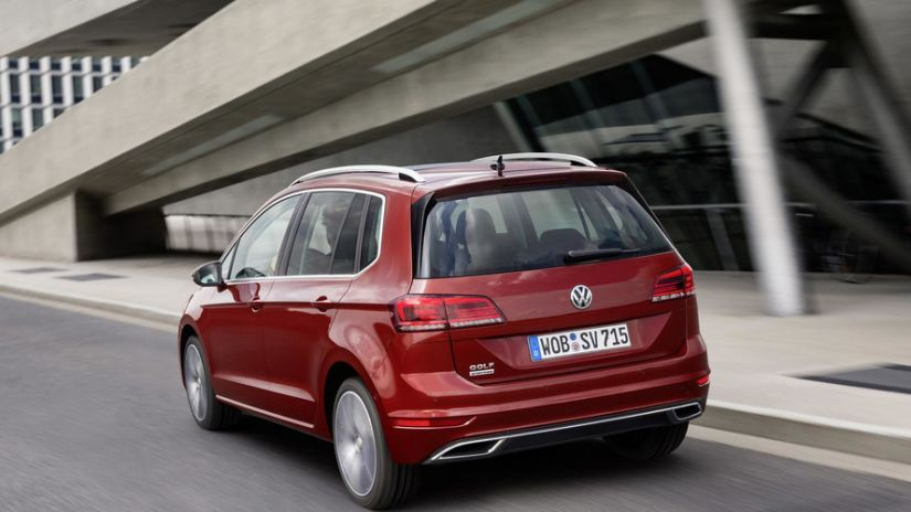 Volkswagen entrega Golf Sportsvan 2018 com mudanças no visual