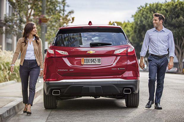 Chevrolet lança Equinox Premier no Brasil