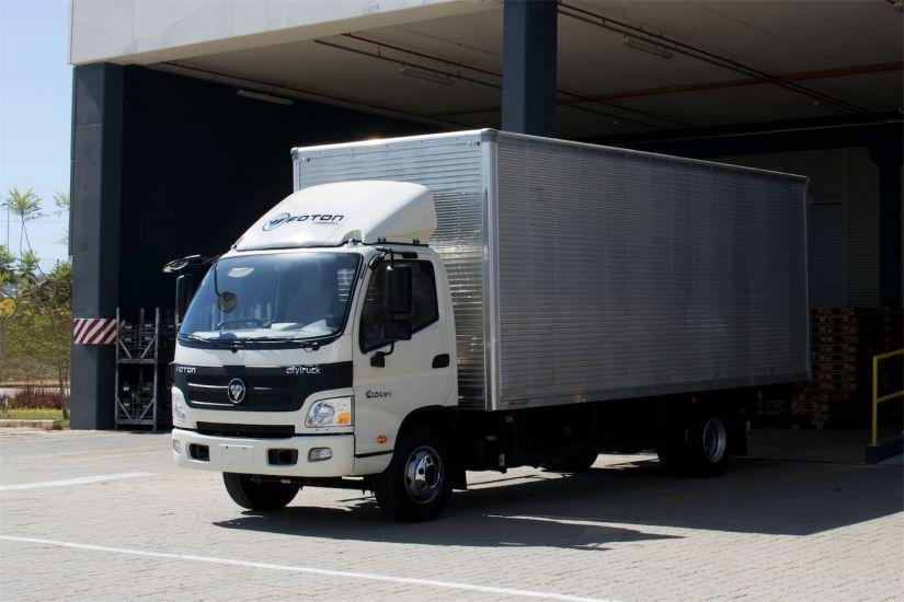 Caminhões Foton