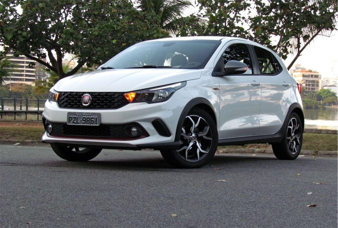 Fiat Argo Hgt Manual - Testes