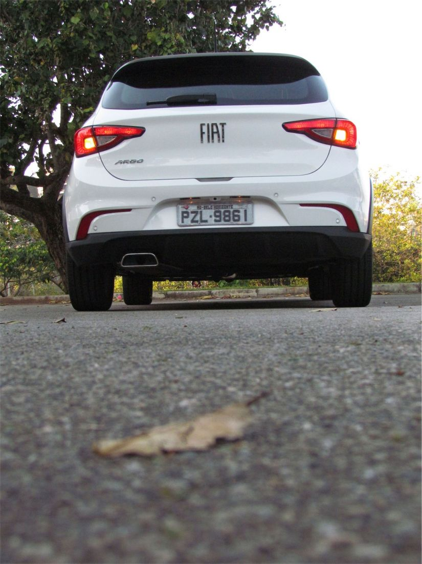 Fiat Argo HGT manual