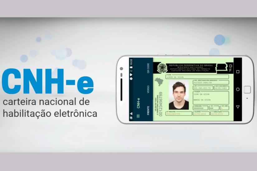 App de teste da CNH digital pode colocar smartphones em risco