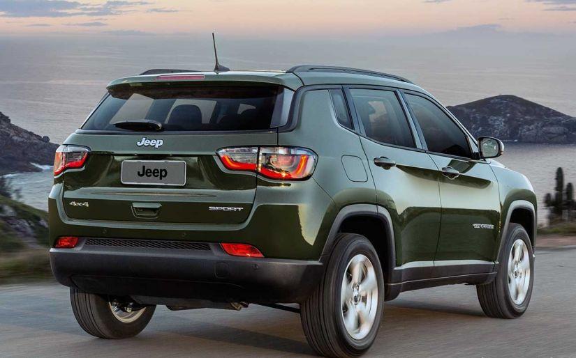 Jeep anuncia série limitada Sport Flex 4x4 para o Compass