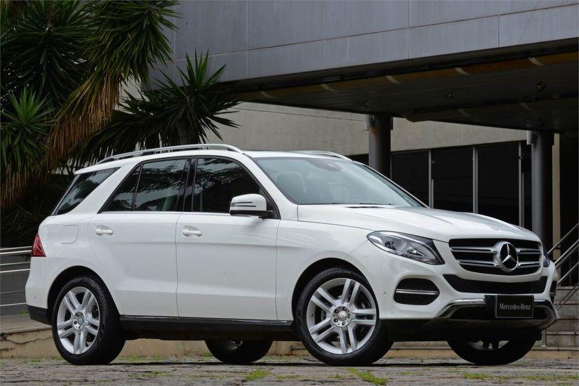 Mercedes-Benz anuncia recall de modelos GL, GLE e GLS