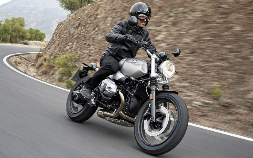 BMW anuncia recall para moto R Nine T