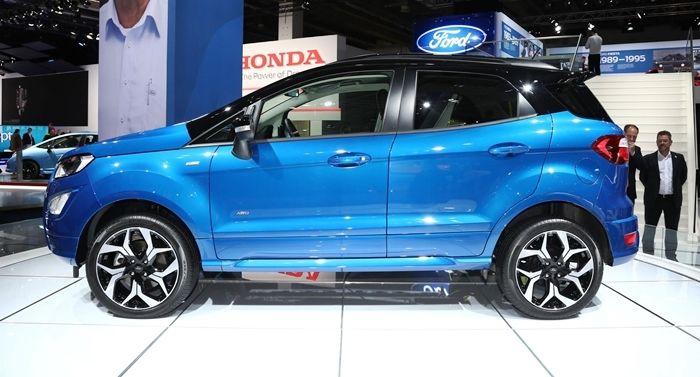 Ford apresenta oficialmente novo EcoSport em Frankfurt - Foto 2