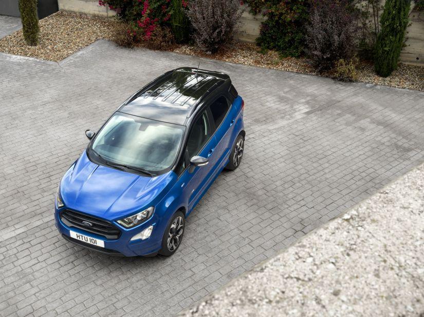 Ford apresenta oficialmente novo EcoSport em Frankfurt - Foto 4