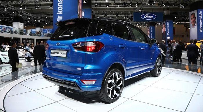 Ford apresenta oficialmente novo EcoSport em Frankfurt - Foto 5