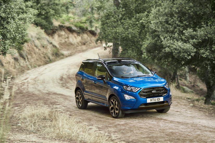 Ford apresenta oficialmente novo EcoSport em Frankfurt - Foto 6