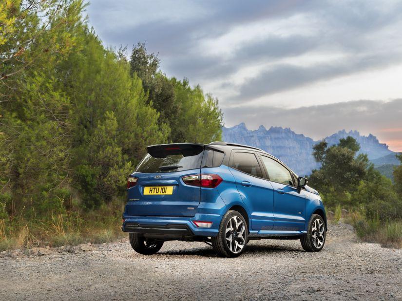 Ford apresenta oficialmente novo EcoSport em Frankfurt - Foto 7