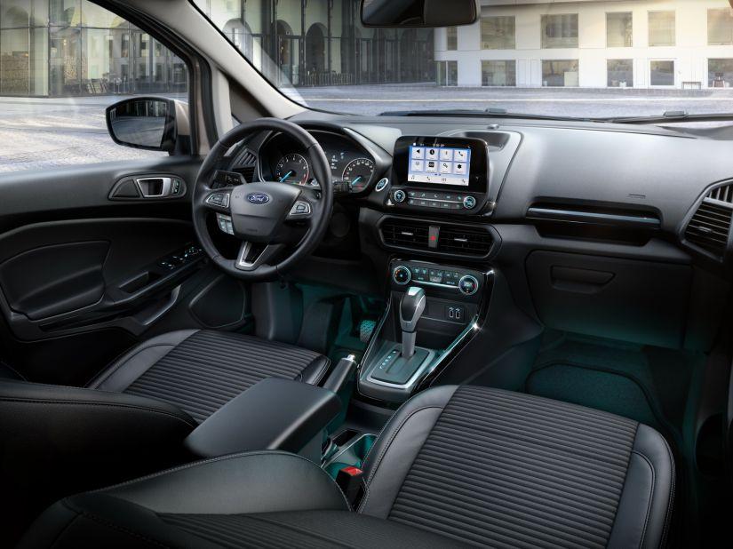 Ford apresenta oficialmente novo EcoSport em Frankfurt - Foto 8