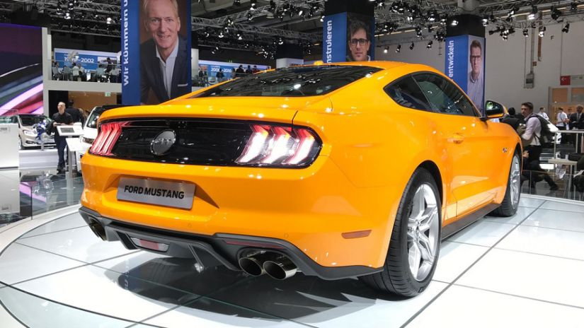 Ford confirma pré-venda do novo Mustang 5.0 V8
