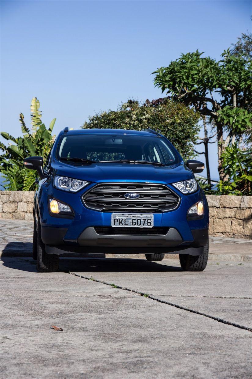 Ford EcoSport Freestyle 1.5 Automático