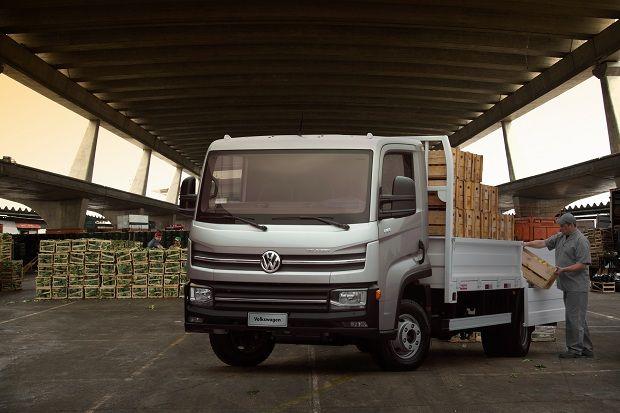 Nova família de caminhões é apresentada pela Volkswagen
