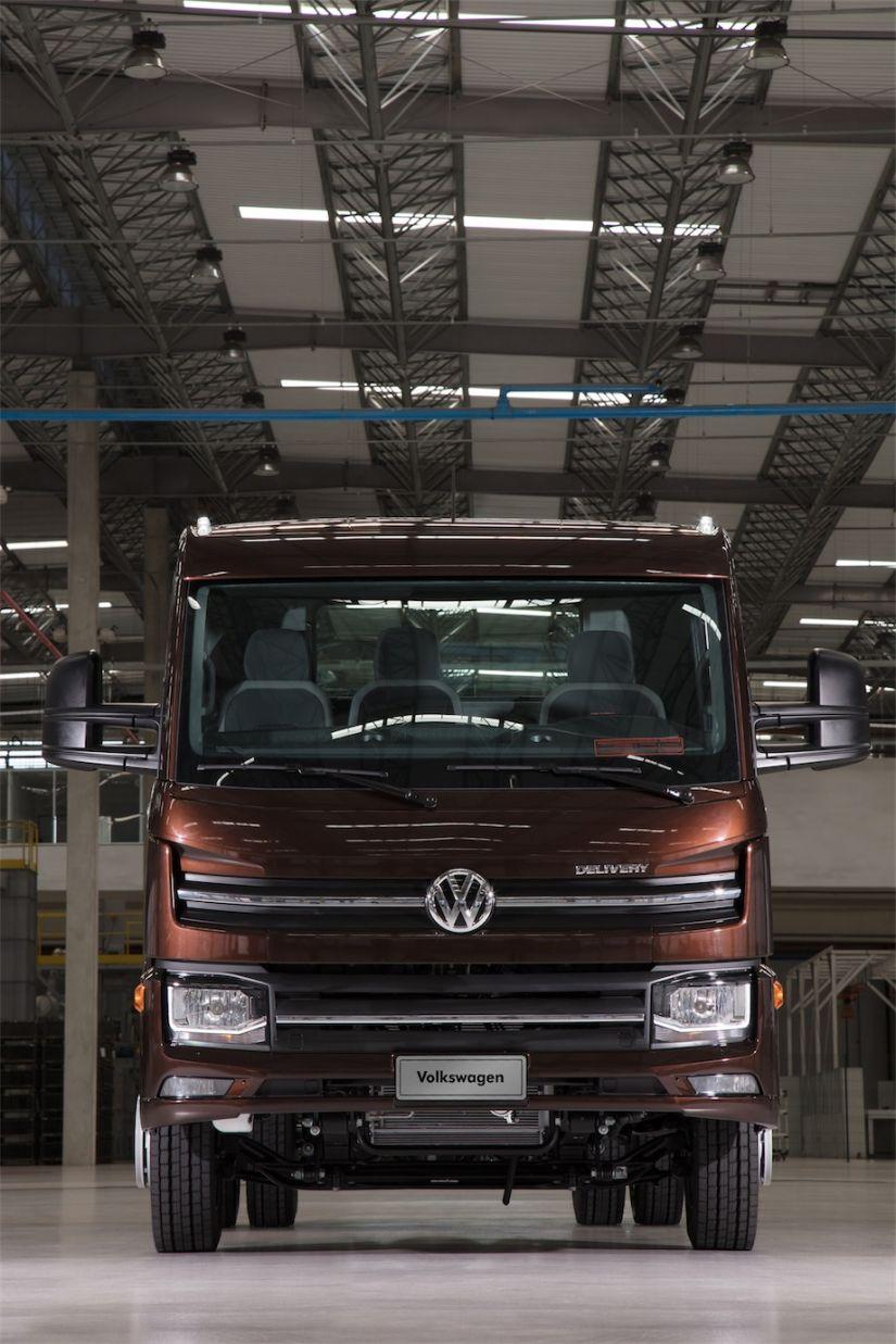 Novo Volkswagen Delivery