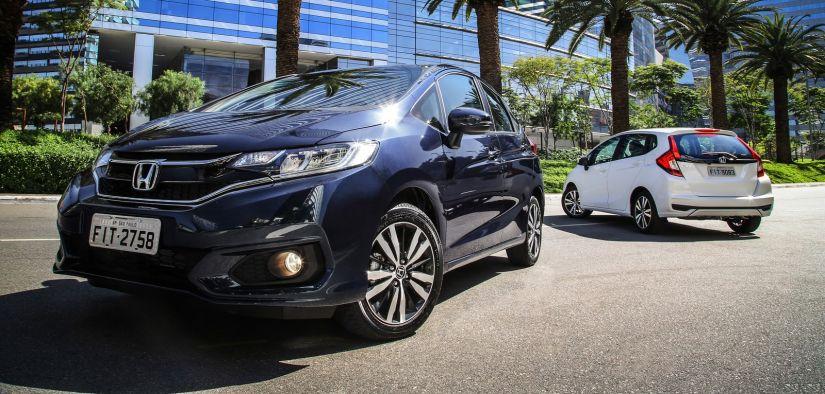 Novo Honda Fit chega a partir de R$ 58.700 - Foto 5