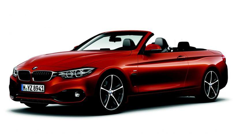 BMW confirma Série 4 Cabrio Sport no Brasil