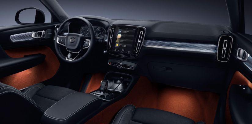 Novo Volvo XC40 será lançado em 2018 no Brasil