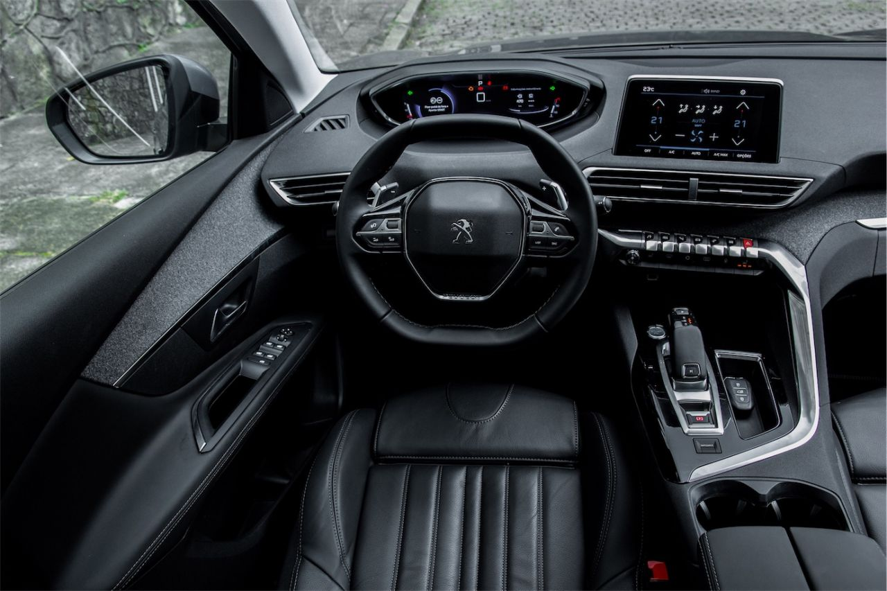 Novo Peugeot 3008 Griffe Testes Sal 227 O Do Carro
