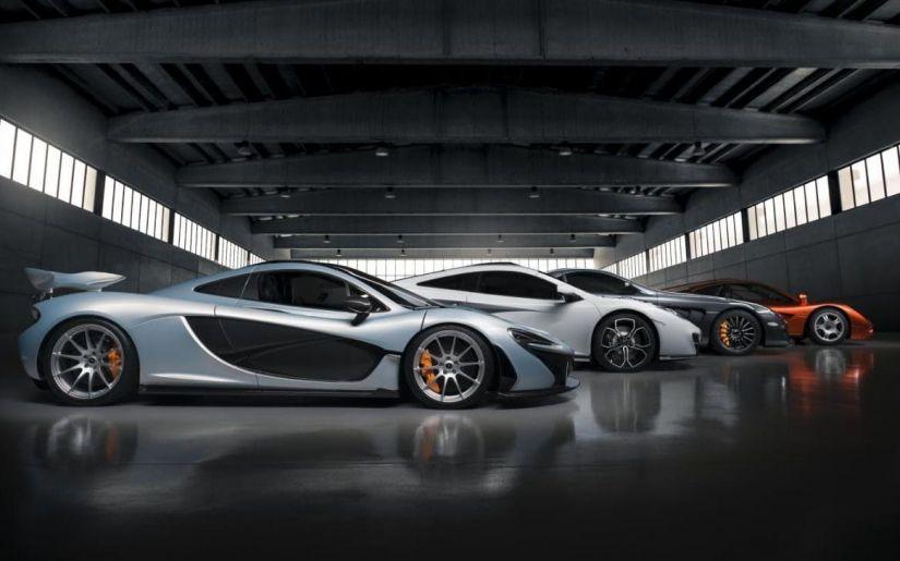 McLaren terá representação oficial no Brasil