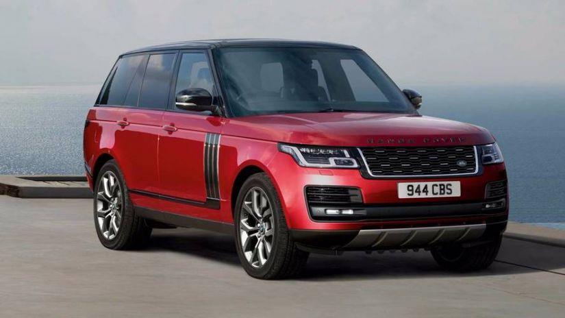 Range Rover Vogue terá nova versão e mudança no visual