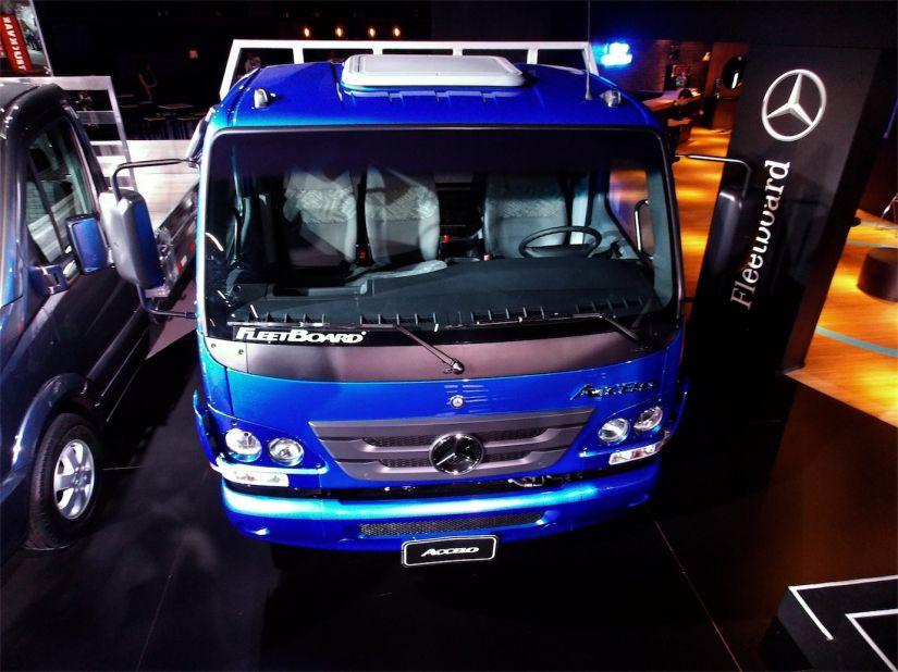 Mercedes-Benz Acello