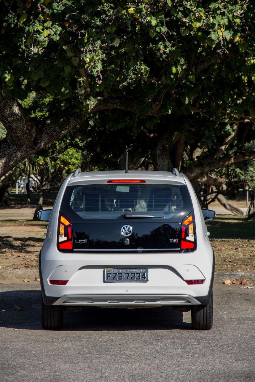 Volkswagen Cross Up! TSI