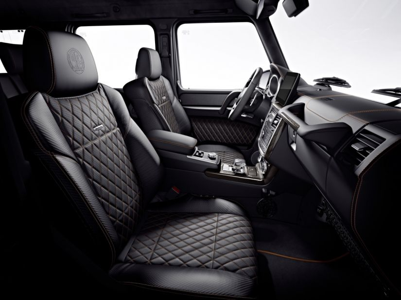 Mercedes-Benz vai lançar série limitada do G43 AMG