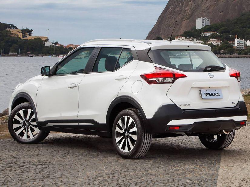 Nissan confirma Leaf e Kicks hibrido para o Brasil em 2019