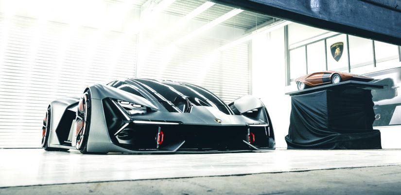 Conheça o projeto do primeiro hipercarro elétrico da Lamborghini