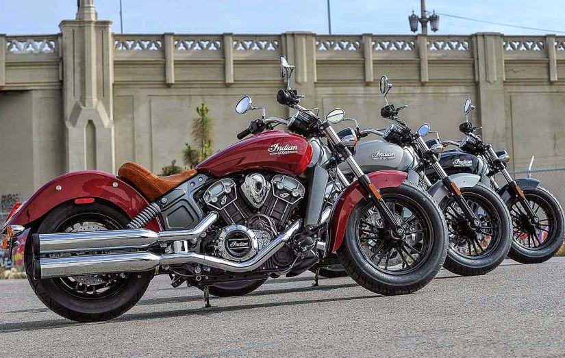 Indian confirma interrupção na produção de motos no Brasil