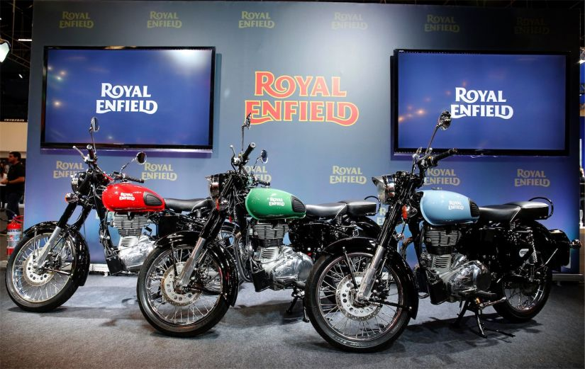 Royal Enfield Reeditch