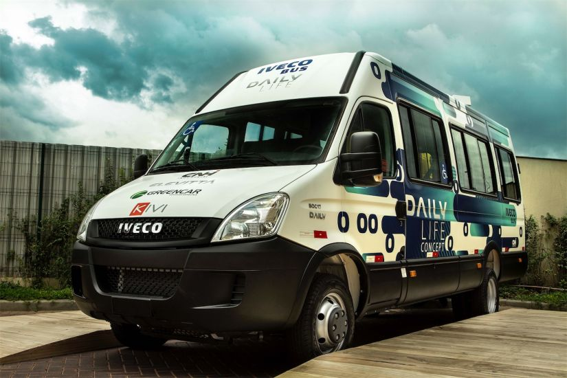 Iveco Bus Experience