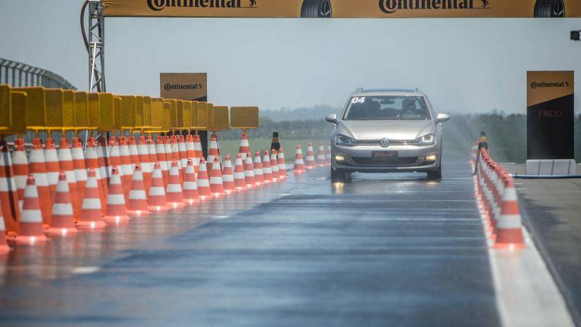 Continental anuncia pneu que promete rodar 20% a mais