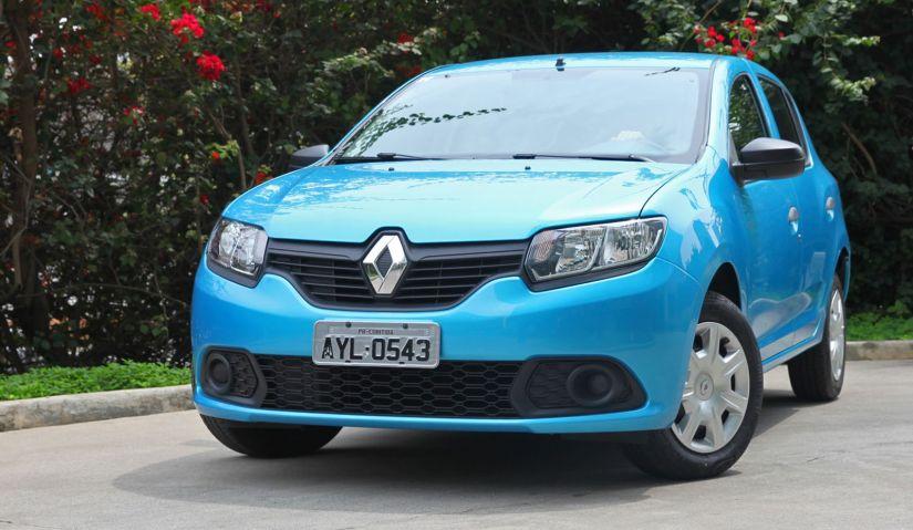 Renault Kwid é convocado para recall no Brasil