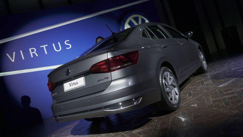 Volkswagen confirma lançamento de Virtus para 21 de janeiro