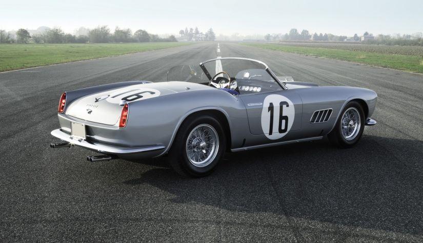 Ferrari 250 GT poderá ser vendida por R$ 54 milhões em leilão