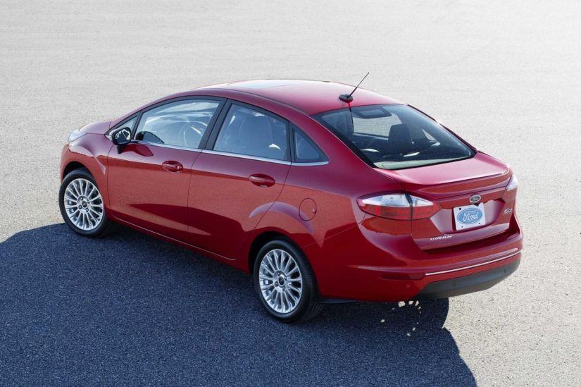 Ford poderá encerrar produção do Fiesta no México