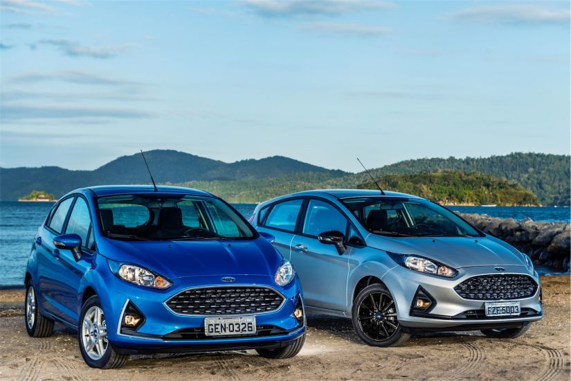 Ford NewFiesta 2018