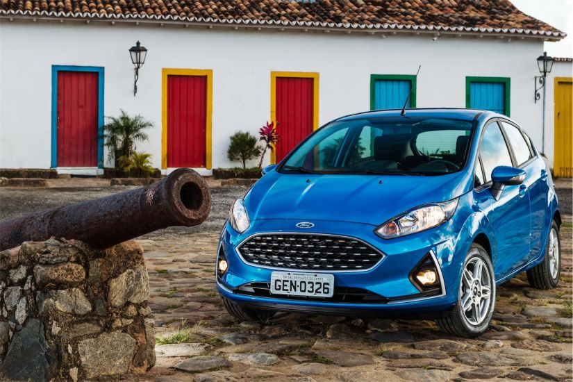 Ford New Fiesta 2018